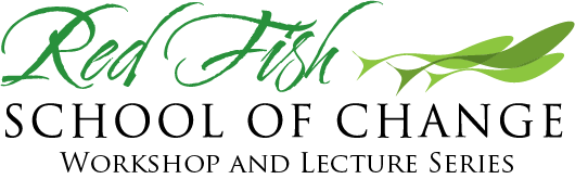 Redfish logo workshop lecture series